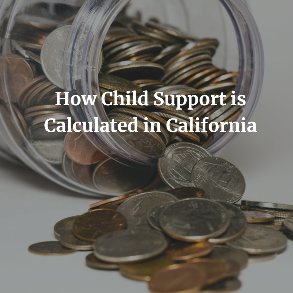 How Child Support is Calculated in California