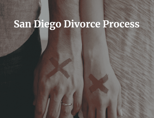 San Diego Divorce Process