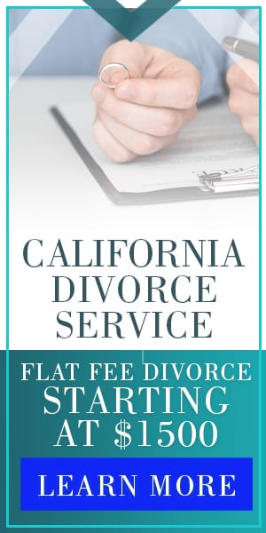 Online Divorce Service Sign Up Image